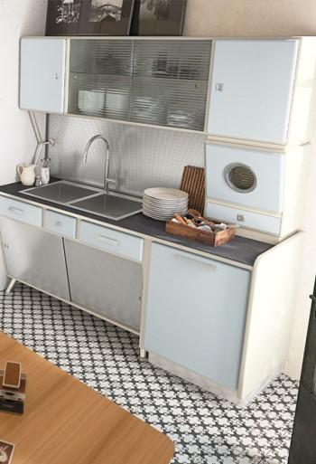 Итальянская кухня в ретро стиле
