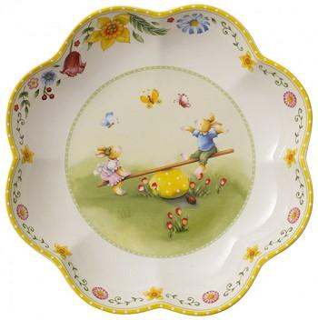 Фарфоровая посуда на Пасху