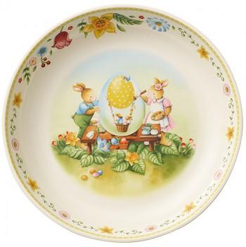Пасхальная тарелка