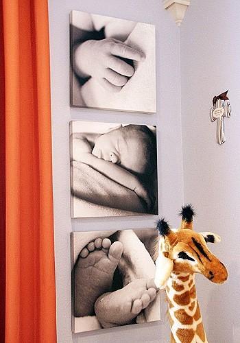 Фотографии ребенка