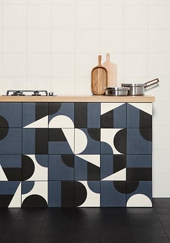 Дизайн плитки для кухни
