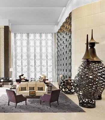 Дизайн интерьера отеля