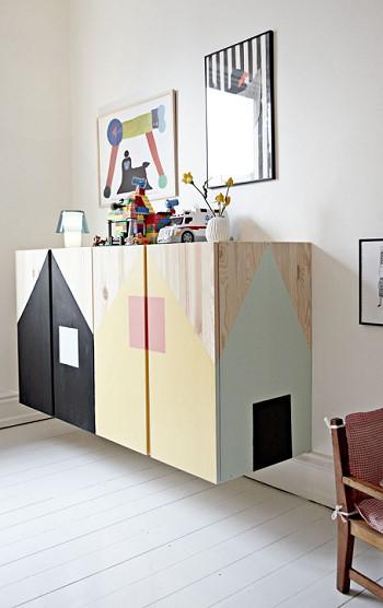 Как самому покрасить мебель ИКЕА