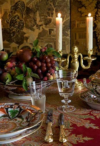 Осенний декор Сarolyne Roehm