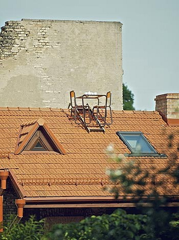 Мебель для крыши