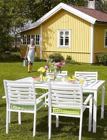 Домик в Швеции