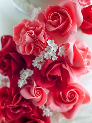 Цветы из сахара