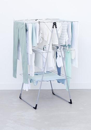 Сушим белье в квартире