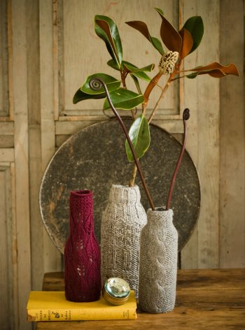 Декор из свитера