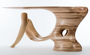 Скульптурный стол
