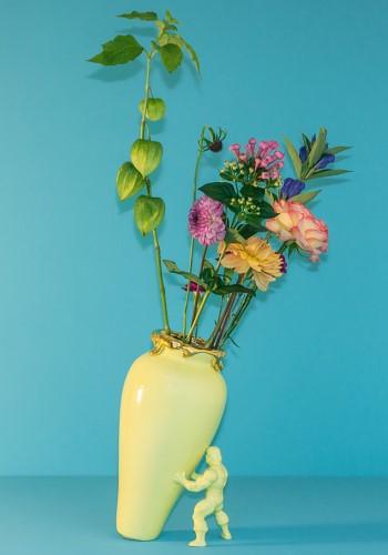 Дизайн цветочной вазы