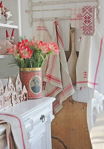 Шведский декор