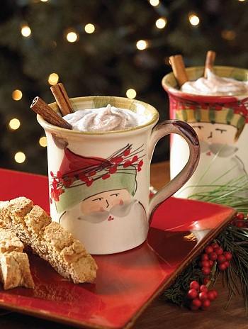Чашки Дед Мороз