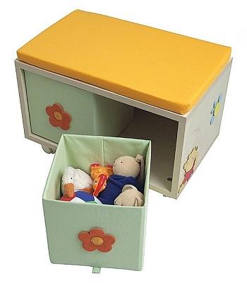 Дизайн тумбы для ребенка
