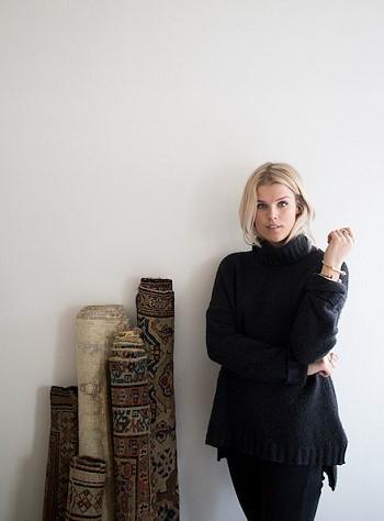 Келли Виттенгл - дизайнер из Америки