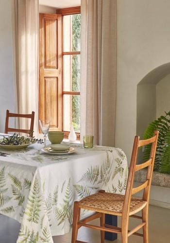 Ботанический принт Zara Home