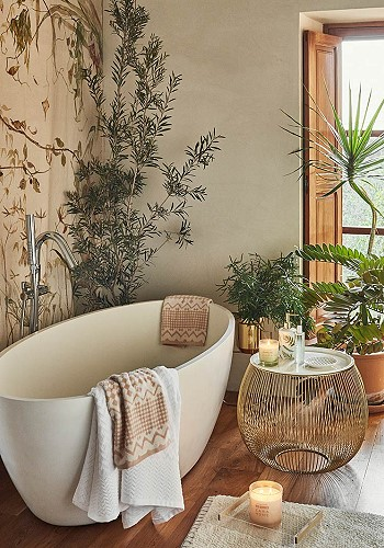 Элегантная ванна