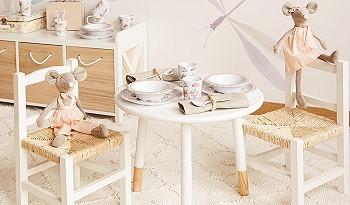 Интерьер детской комнаты от Zara