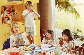 Детская коллекция посуды