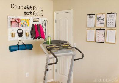Создаем спортивный уголок в маленькой квартире