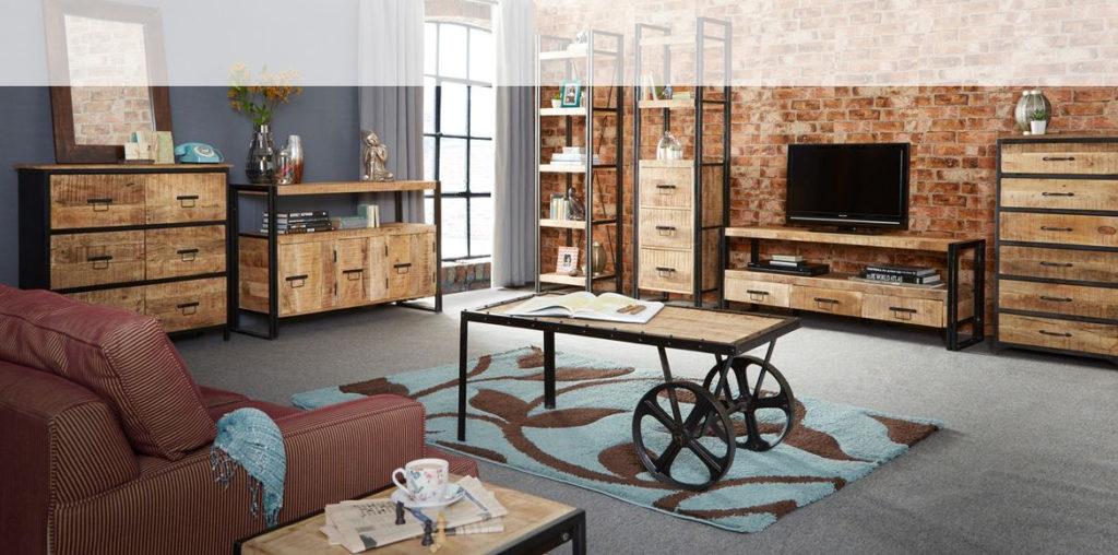 Мебель в стиле Лофт для Вашего дома, она уникальная, качественная и практичная.